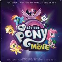 My Little Pony Soundtrack albüm kapak resmi